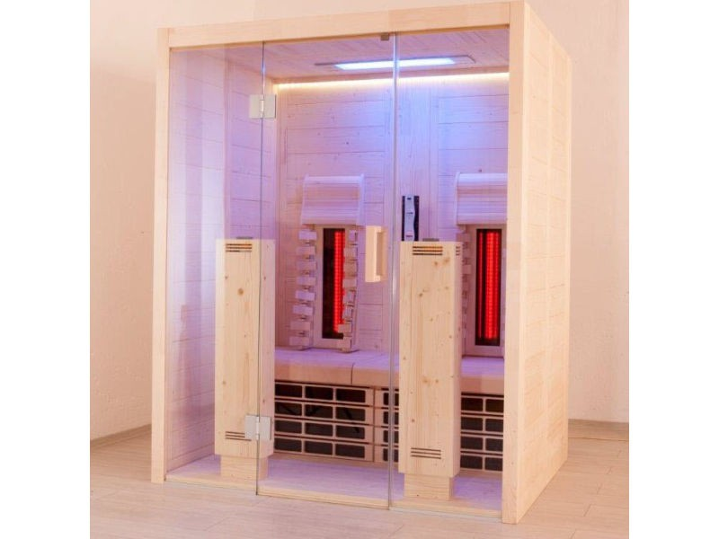 infrarotkabinen preisvergleich die besten angebote online kaufen. Black Bedroom Furniture Sets. Home Design Ideas