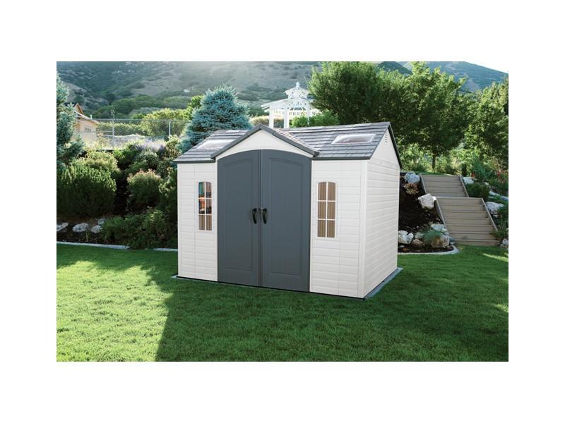 Gerätehaus Gartenhaus SKY 244x305 cm