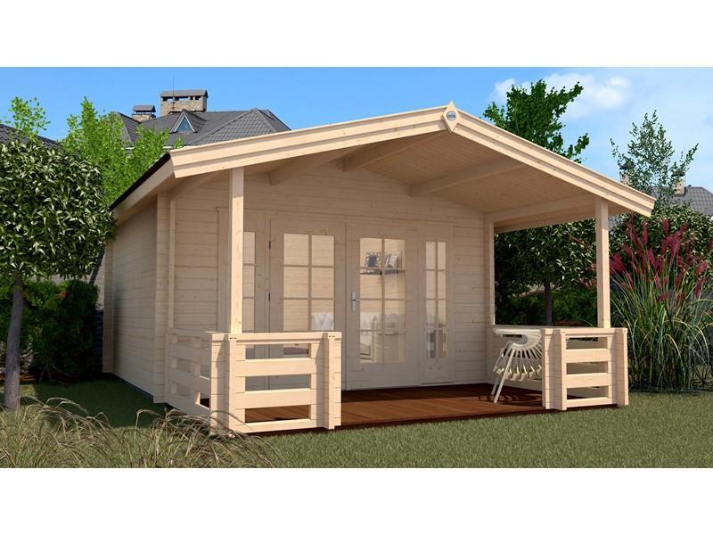 Gartenhaus Mit Terrasse Preisvergleich Die Besten Angebote Online