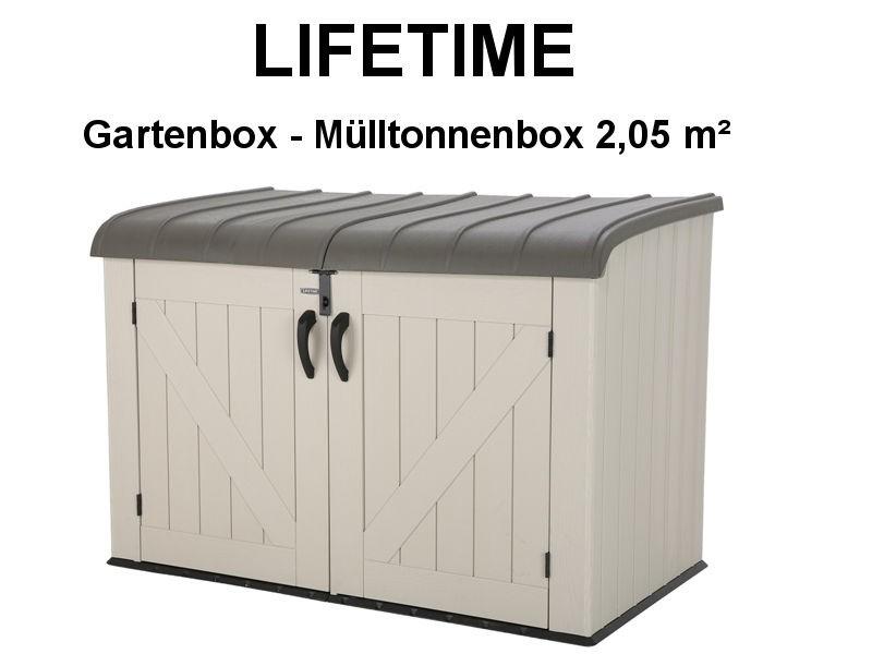 gartenbox xxl preisvergleich die besten angebote online. Black Bedroom Furniture Sets. Home Design Ideas