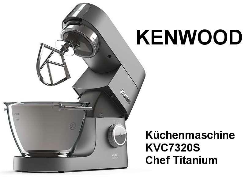 Kenwood Kuchenmaschine Kvc7320s Che Haus Gartenwelt At