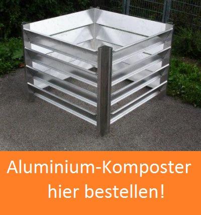 aluminium komposter ratgeber haus. Black Bedroom Furniture Sets. Home Design Ideas