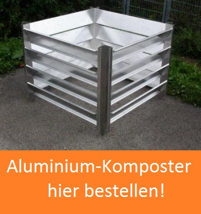 aluminium-komposter