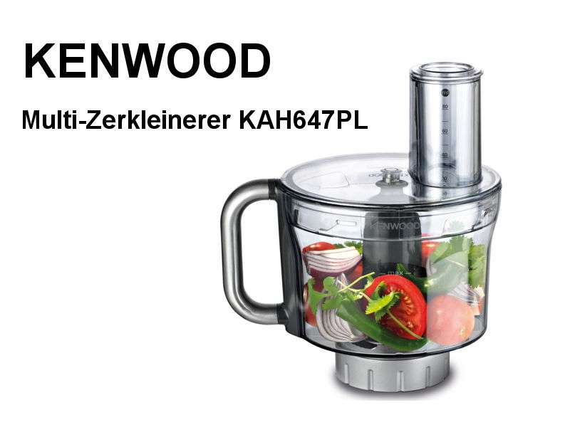 Kenwood Multi Zerkleinerer Kah647pl Haus Gartenwelt At