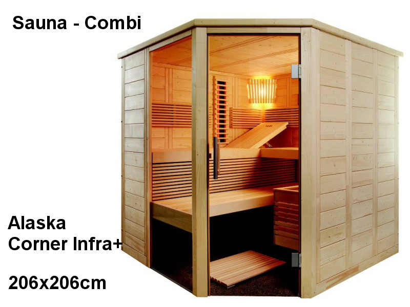 sentiotec sauna bausatz alaska corn haus. Black Bedroom Furniture Sets. Home Design Ideas